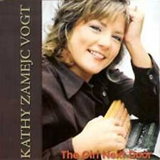 Kathy Vogt The Girl Next Door NEW POLKA CD Cleveland Style Polkas Button Box !!!