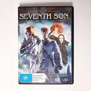 Seventh Son DVD Region 4 AUS Free Postage - Fantasy Action