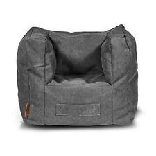 Poires et sièges gonflables gris pour la chambre