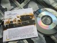 St Germain – Rose Rouge Blue Note – GERMAIN 001 Promo CD Single