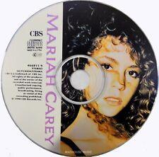 MARIAH CAREY CD Mariah Carey 1987 PICTURE DISC UK First Edition Rare