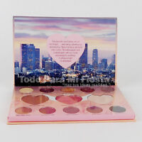 Italia Deluxe Angel Glam Matte Eyeshadow Blush Bronzer Highlighter Beach Babe