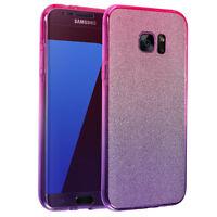 Luxury Case For Samsung Galaxy Ultra Slim Gel Cover Bumper Silicone Rubber