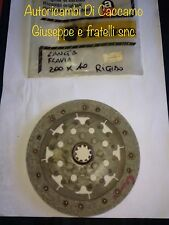 DISCO FRIZIONE LANCIA FLAVIA 1° SERIE RIGIDO DIAMETRO 200 (GUNTHER)