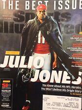 Sports Illustrated Magazine Julio Jones November 27, 2017 121617nonrh