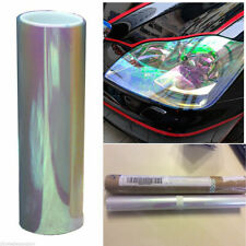 Car Light Lamp Chameleon Color Changing Tint Vinyl Wrap Sticker Headlight Film