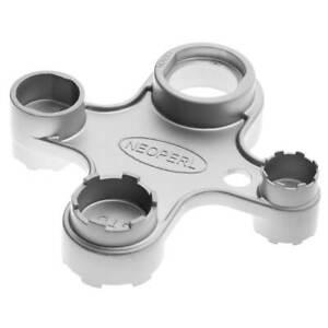 Neoperl schlüssel für perlator und strahlregler passt zu allen gängigen Gewinde