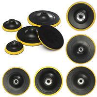 Backing Disc M14 Thread Back Pad 3/4/5/6/7'' Car Grinder Sander Buffing Plate