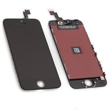 iPhone 5S LCD Display Retina Bildschirm Glas Scheibe Panel Touch Screen Schwarz