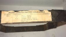 NEW BATTERY HOLD-DOWN FOR 1935-1941 DODGE, DeSOTO, PLYMOUTH, PACKARD, NASH