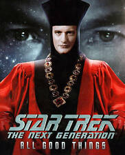 Star Trek: The Next Generation - All Good Things (Blu-ray) NEW/SEALED w slip
