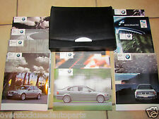 2005 BMW 3 OWNERS MANUAL BOOKS GUIDE CASE