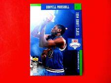 UPPER DECK  1994 NBA Basketball DRAFT CLASS N° 410 Donyell MARSHALL
