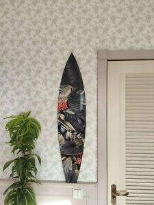 Surfboard 40' Wall Art, Surfers gift,   Beach Decor