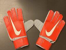 New Nike Match Goalkeeper Gloves Soccer Football Size 10 GS3370-671