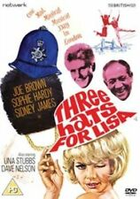 Three Hats for Lisa 5027626392246 With Sid James DVD Region 2