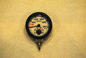 New  Aeris by Oceanic  SPG gauge with spool