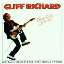 CLIFF RICHARD - ROCK'N'ROLL JUVENILE (DIGITALLY REMASTERED CD 14 TRACKS POP NEUF