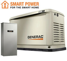 Generac Guardian 20kw standby generator with transfer switch. Brand new in box.
