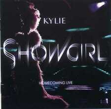 KYLIE MINOGUE - SHOWGIRL - HOMECOMING LIVE - 2 CDS - NEW!!
