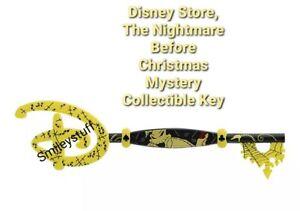 🕷🕸 Genuine DISNEY STORE NIGHTMARE BEFORE CHRISTMAS OOGGIE BOGGIE Mystery KEY