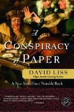 A Conspiracy of Paper: A Novel (Ballantine Reader's Circle) - Paperback - GOOD