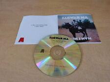 JAGUAR MA - MAN I NEED - 2 TRACK !!!! PROMO  CD!!!!!!!!!
