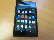 Amazon Kindle Fire HD 8 (5th Gen) 16GB, Wi-Fi, 8in - Glossy Black - Used - D558