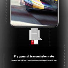 For Tf Memory Card Laptop Phone Lenovo D201 Mini Portable Usb Type C Card Reader