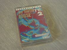The History of House, 2 Cassette 1992 Arcade Dutch Chromedioxide