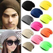 Cotton Blend Beanie Hats for Women