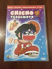 CHICHO TERREMOTO VOL 2 - 2 DVD EPS 9 A 16 - 200MIN REMASTERIZADA SELECTA VISION