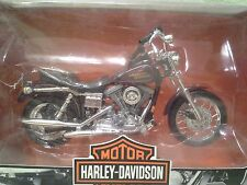 Harley Davidson FXDL Dyna Low Rider Maisto 1/18 Diecast Motorcycle Series 2