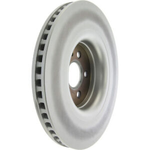 Disc Brake Rotor Front Centric 320.61120C