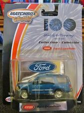 MATCHBOX COLLECTIBLE 100 YEARS FORD MOTOR COMPANY 1:64 scale.