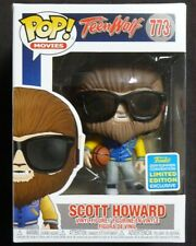 Teen Wolf - Pop! - Scott Howard n°773 SDCC 2019 BOITE ABIMEE - Funko