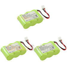 3x Rechargeable Phone Battery for Vtech CS5111-2 CS5112 CS5121 CS5121-2 CS5121-3