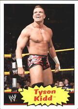 2012 Topps Heritage WWE #41 Tyson Kidd