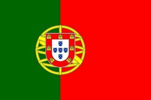 PORTUGAL FLAG LARGE 5x3ft PORTUGUESE EURO 2020 NATIONAL FAN BANNER BRASS EYELET