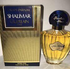 SHALIMAR by Guerlain 2.5 oz ( 75 ml ) EDP Spray Women NEW IN BOX ( VINTAGE )