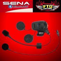 SENA SMH-5 BLUETOOTH® STEREO HEADSET/COMMUNICATOR/INTERCOM Single SMH5-UNIV