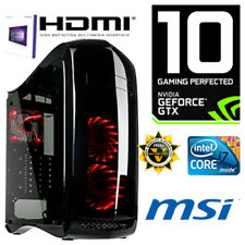 Gamer PC Intel i7 8700k 6x4,70ghz-16gb - NVIDIA gtx1080ti 11gb Gaming-win10-ssd+bk