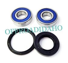 FRONT AXLE WHEEL BEARING SEAL KIT HONDA VF750C MAGNA 750 1998 1999 2000 01 2002