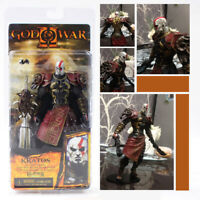 God of War Kratos Action Figure Ares Armor Game Statue Toy Gift PVC Juguete