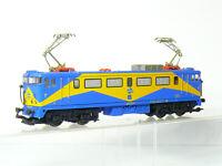 IBERTREN 2112 H0 Dc Locomotora Escala 269 El Renfe España,Azul / Gelb ,Wie Nuevo