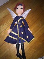 Walt Disney Store Zarina Fairy Plush Stuffed Animal Tinkerbell Movie Doll Pirate