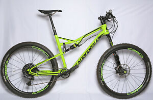 Cannondale Habit Hi-Mod 1 Carbon Mountain Bike Size L