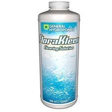 General Hydroponics FloraKleen 1 Quart 32oz - gh flora kleen final flush agent