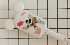 mickey mouse white PVC hair brushes comb combs cute model gift new