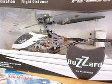 4-Kanal Single-Rotor Heli BUZZARD mit LCD Fernsteuerung 4 Kanal 2.4 GHz